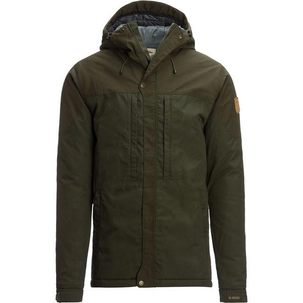 フェールラーベン Jacket アウター - Padded Deep Men's ジャケット&ブルゾン Forest Skogso メンズ