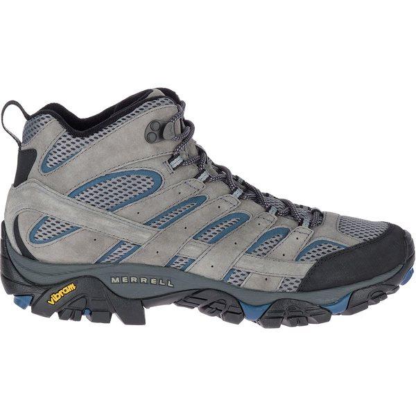 メレル メンズ スポーツ ハイキング Castle 35%OFF Wing 信頼 全商品無料サイズ交換 Moab Hiking Mid Men's - Boot 2 Vent