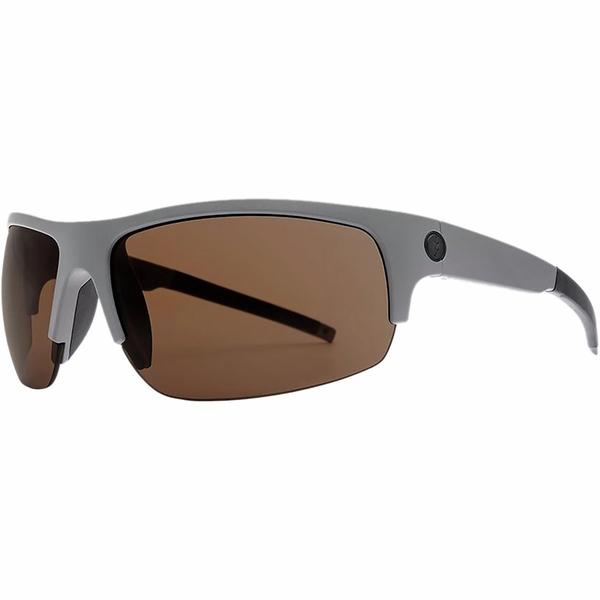 エレクトリック メンズ アクセサリー 今だけスーパーセール限定 サングラス アイウェア Matte Grey-Bronze Tech Sunglasses Plus Pro 初回限定 One 全商品無料サイズ交換