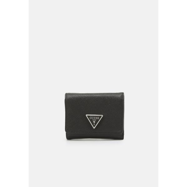 ゲス レディース 財布 アクセサリー CORDELIA SMALL TRIFOLD - Wallet - black