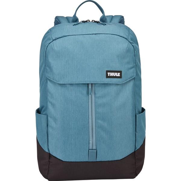 スリー メンズ バックパック・リュックサック バッグ Thule Lithos Backpack (20L) Blue-Black
