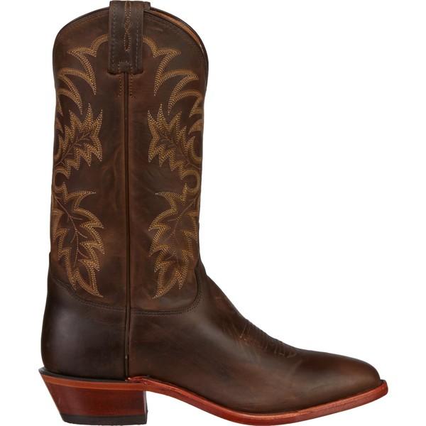 Tony Lama メンズ 日本メーカー新品 シューズ ブーツ レインブーツ Brown 全商品無料サイズ交換 Western Bay Americana トニーラマ Boots Apache Men's ※アウトレット品