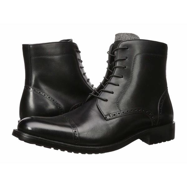ケネスコール メンズ ブーツ&レインブーツ シューズ Kelby Boot Black
