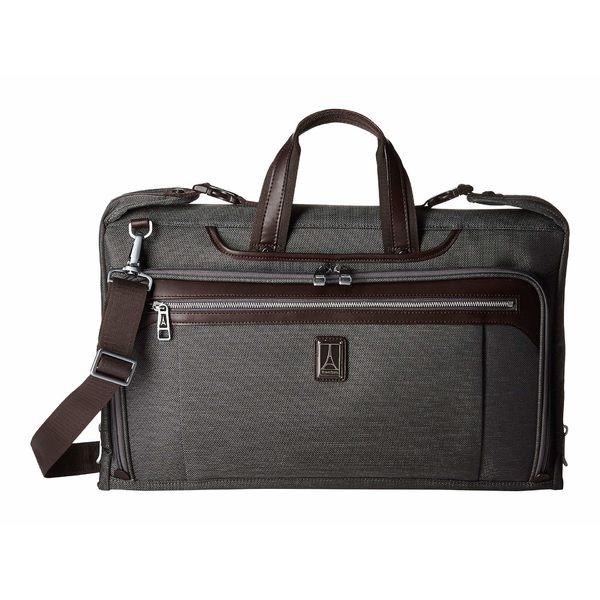 トラベルプロ メンズ ボストンバッグ バッグ Platinum Elite - Trifold Carry-On Garment Bag Vintage Grey