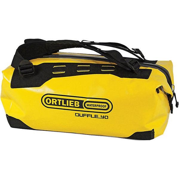 オルトリーブ レディース ボストンバッグ バッグ Ortlieb Duffle 40L Bag Sun Yellow / Black
