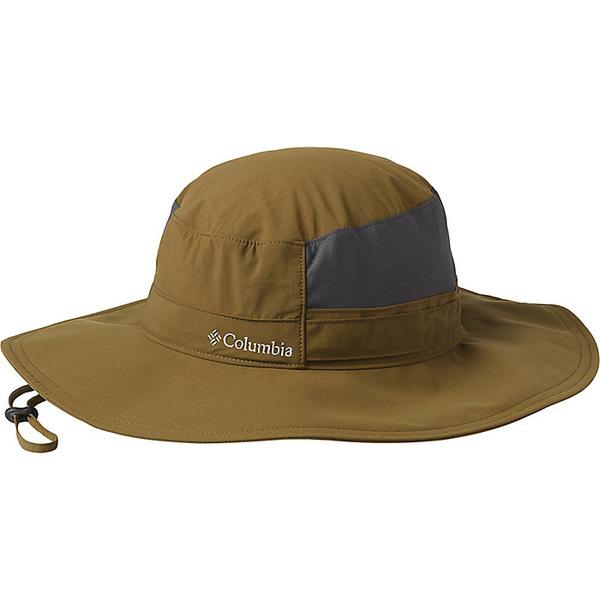 コロンビア レディース 帽子 アクセサリー Columbia Coolhead II Zero Booney New Olive/City Grey