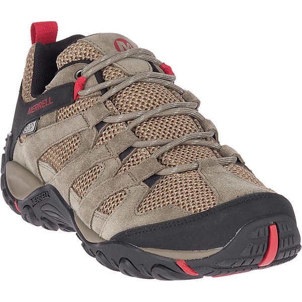 メレル メンズ ハイキング スポーツ Merrell Men's Alverstone Waterproof Boot Boulder