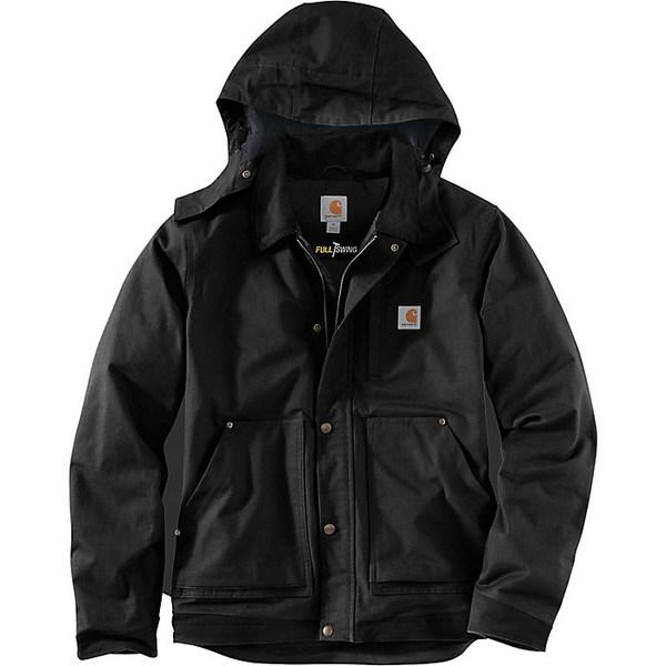 カーハート レディース ジャケット&ブルゾン アウター Carhartt Men's Full Swing Steel Jacket Black