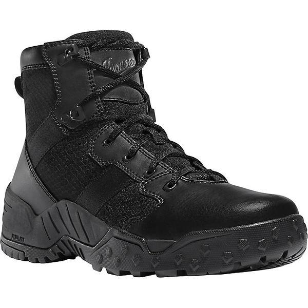 ダナー メンズ ハイキング スポーツ Danner Men's Scorch Side-Zip 6IN Boot Black Hot