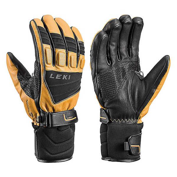 レキ レディース 手袋 アクセサリー Leki Griffin S Glove Black/Tan