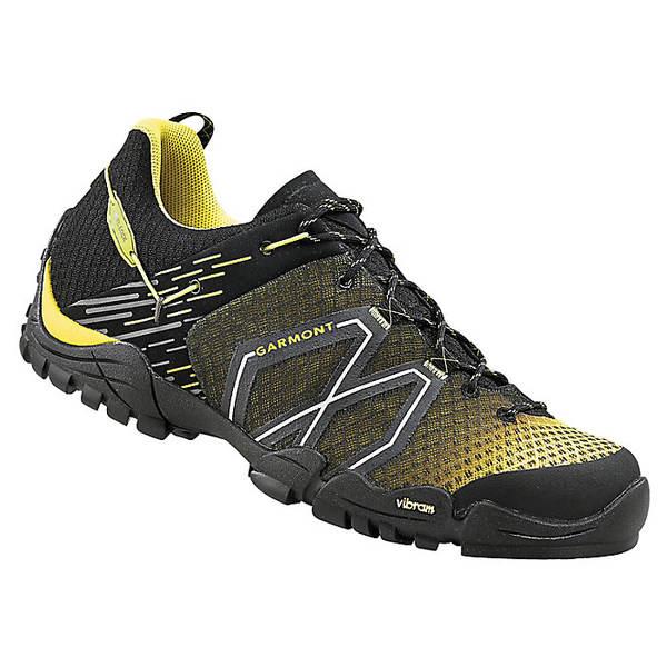 ガーモント メンズ ハイキング スポーツ Garmont Men's Sticky Cloud Shoe Black