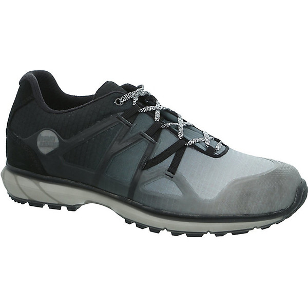 ハンワグ メンズ ハイキング スポーツ Hanwag Men's Bendigo Tubetec GTX Shoe Black / Asphalt