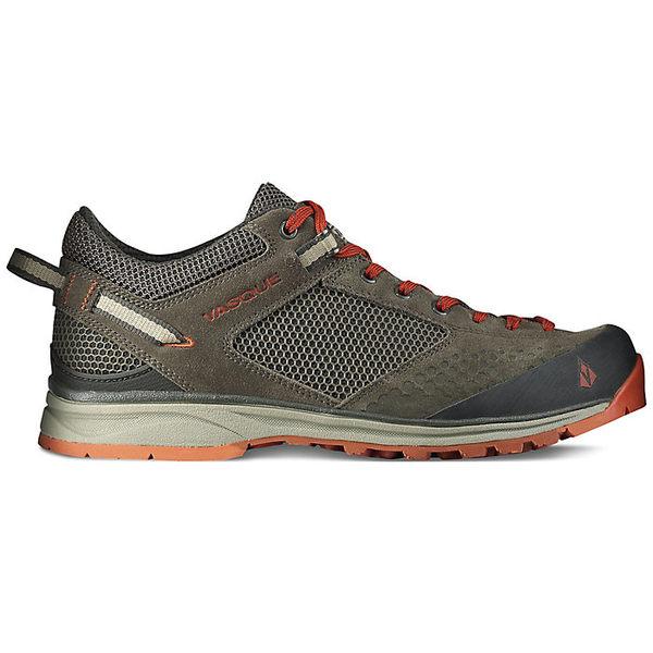バスク メンズ ハイキング スポーツ Vasque Men's Grand Traverse Shoe Bungee Cord/Rooibos Tea
