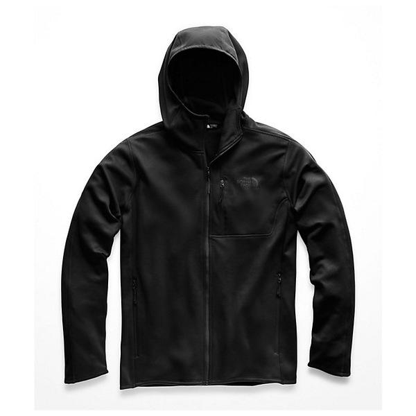 ノースフェイス メンズ ジャケット&ブルゾン アウター The North Face Men's Canyonlands Hoodie TNF Black