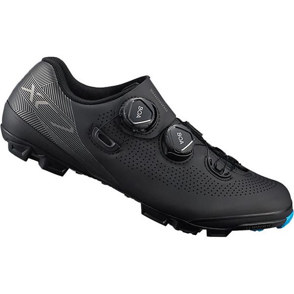 シマノ メンズ サイクリング スポーツ Shimano Men's XC7 Bike Shoe Black