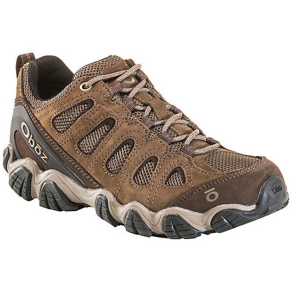 オボズ メンズ ハイキング スポーツ Oboz Men's Sawtooth II Low Shoe Canteen / Walnut