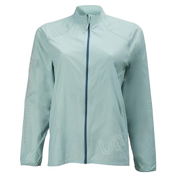 ウルティメートディレクション レディース ジャケット&ブルゾン アウター Ultimate Direction Women's Breeze Shell Lichen