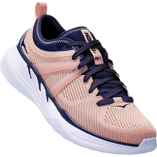 ホッカオネオネ レディース ランニング スポーツ Hoka One One Women's Tivra Shoe Dusty Pink / Mood Indigo
