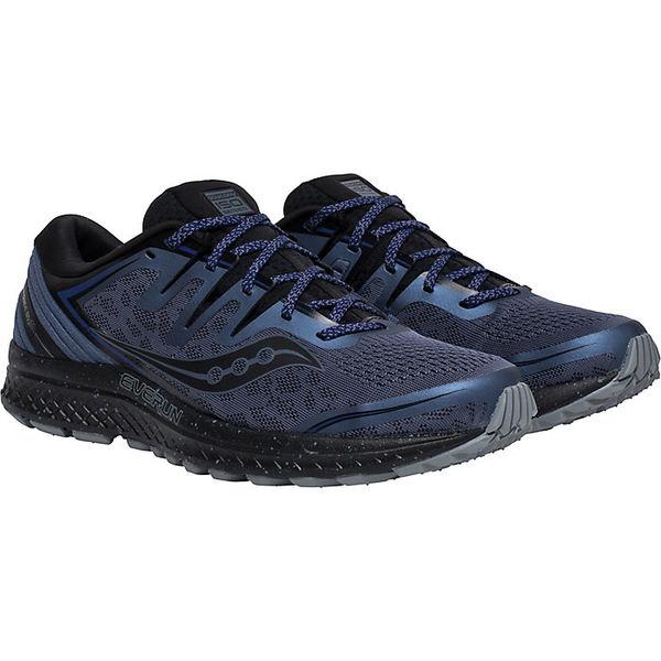 サッカニー メンズ ランニング スポーツ Saucony Men's Guide ISO 2 TR Shoe Blue