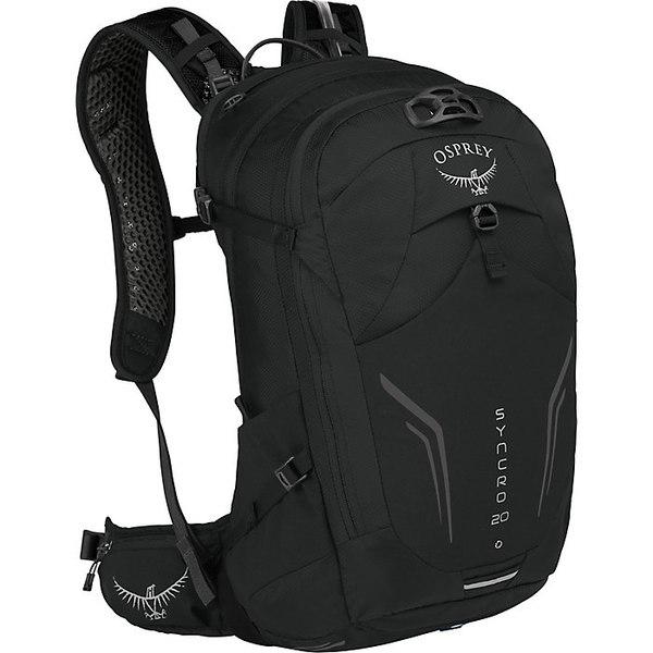 オスプレー メンズ バックパック・リュックサック バッグ Osprey Syncro 20 Hydration Pack Black