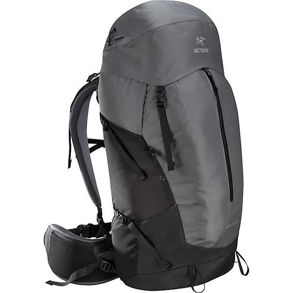 アークテリクス メンズ バックパック・リュックサック バッグ Arcteryx Men's Bora AR 63 Backpack Titanium