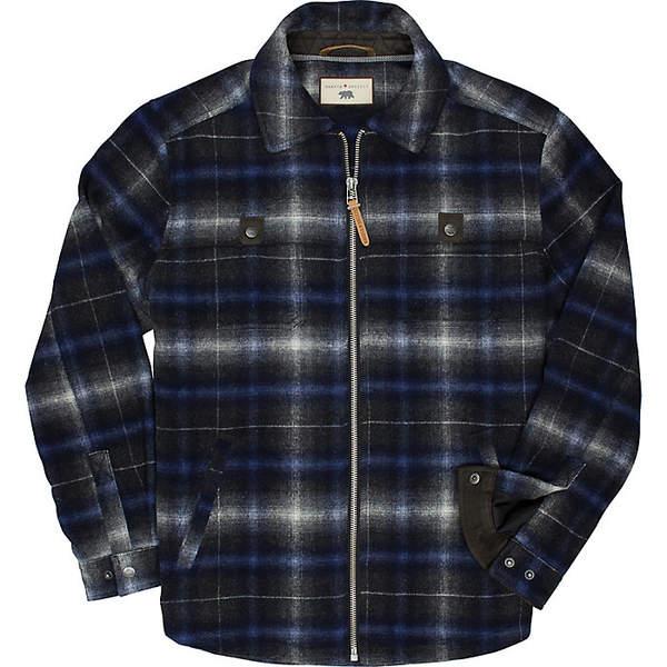 ダコタグリズリー メンズ ジャケット&ブルゾン アウター Dakota Grizzly Men's Fairbanks Jacket Nimbus