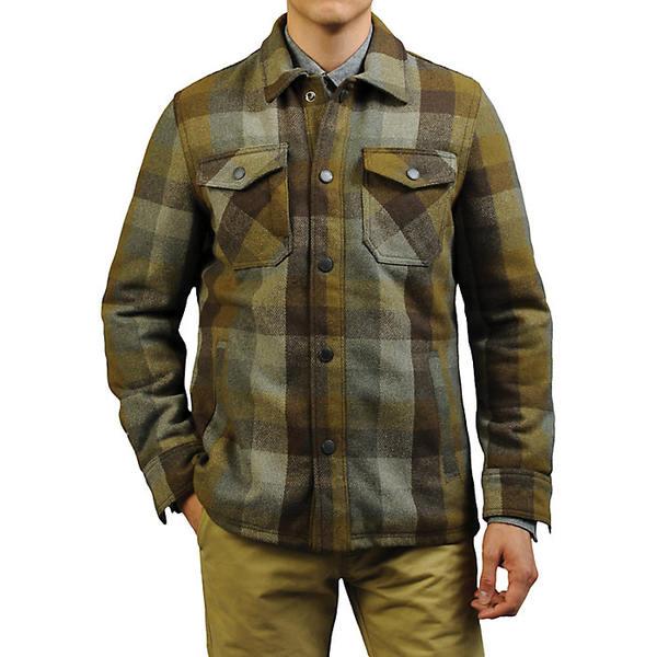 ジェレミア メンズ ジャケット&ブルゾン アウター Jeremiah Men's Durham Poly Wool Jacket Musk Heather