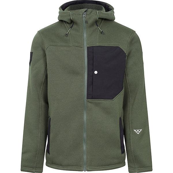 ブラック クロウズ メンズ ジャケット&ブルゾン アウター Black Crows Men's Corpus Polartec Fleece Jacket Bronze Green