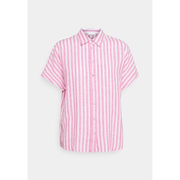 FASHION サイデンステッカー pink Blouse シャツ レディース トップス - -