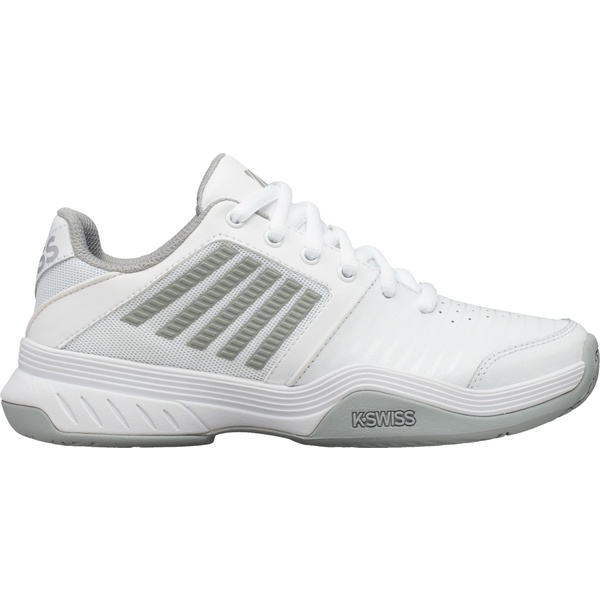 ケースイス レディース スニーカー シューズ K-Swiss Women's Court Express Tennis Shoes White/Green