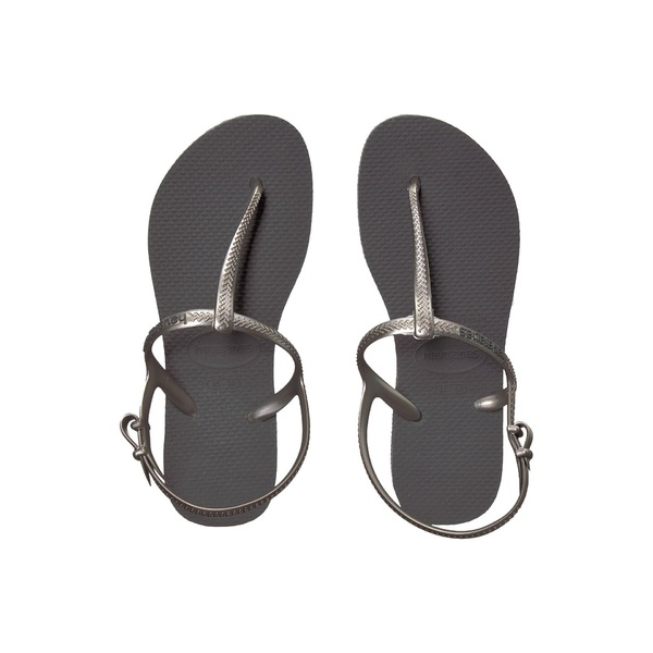 SL Freedom ハワイアナス シューズ サンダル Grey レディース Flip-Flops