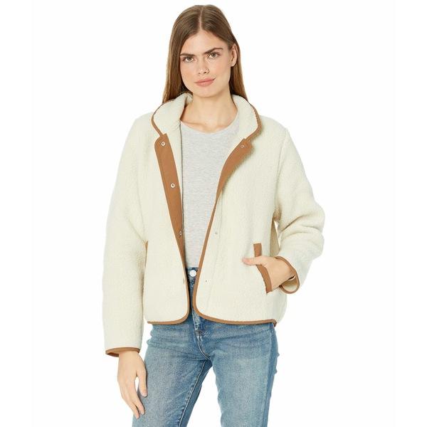 オープニング 購買 大放出セール ジェイクルー レディース アウター コート Old Lace Patch Polartec Pockets 全商品無料サイズ交換 with Jacket