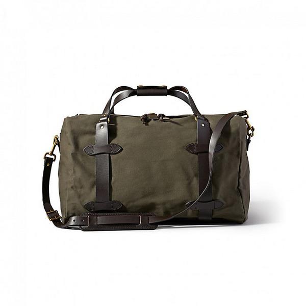 フィルソン レディース ボストンバッグ バッグ Filson Medium Duffle Bag Otter Green