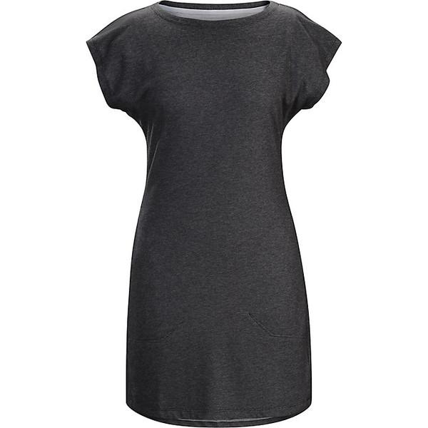 アークテリクス レディース ワンピース トップス Arcteryx Women's Serinda Dress Black Heather