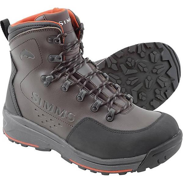 シムズ メンズ ブーツ&レインブーツ シューズ Simms Men's Freestone Boot - Rubber Dark Olive