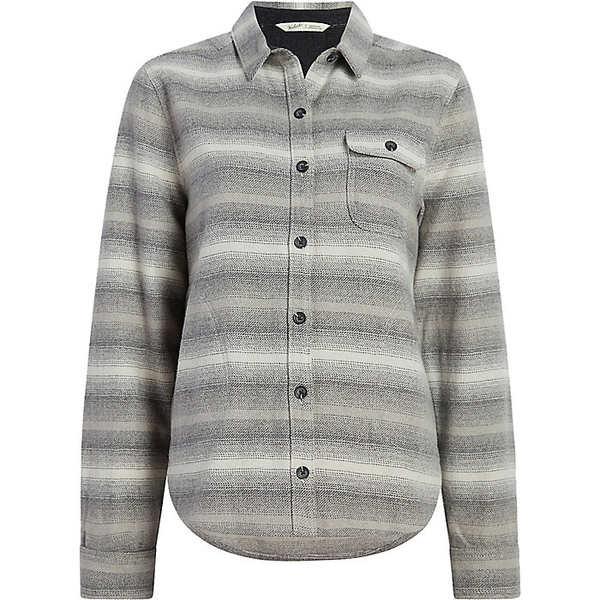 ウール リッチ レディース シャツ トップス Woolrich Women's Bering Wool Shirt Jac Cider Stripe