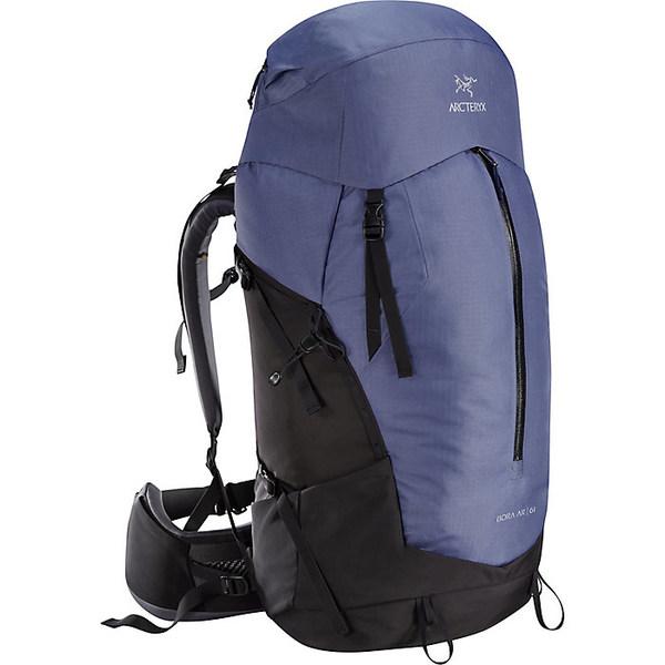 アークテリクス レディース バックパック・リュックサック バッグ Arcteryx Women's Bora AR 61 Backpack Winter Iris