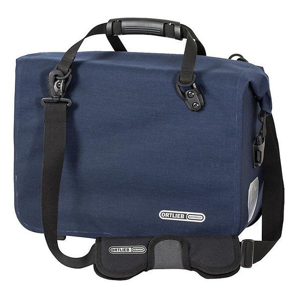 オルトリーブ レディース ボストンバッグ バッグ Ortlieb Office QL2.1 Messenger Bag Steel Blue
