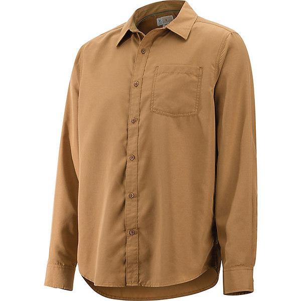 エクスオフィシオ メンズ ハイキング スポーツ ExOfficio Men's BugsAway Covas LS Shirt Scotch