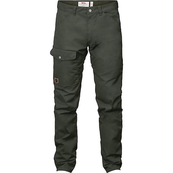 フェールラーベン メンズ ハイキング スポーツ Fjallraven Men's Greenland Jeans Deep Forest
