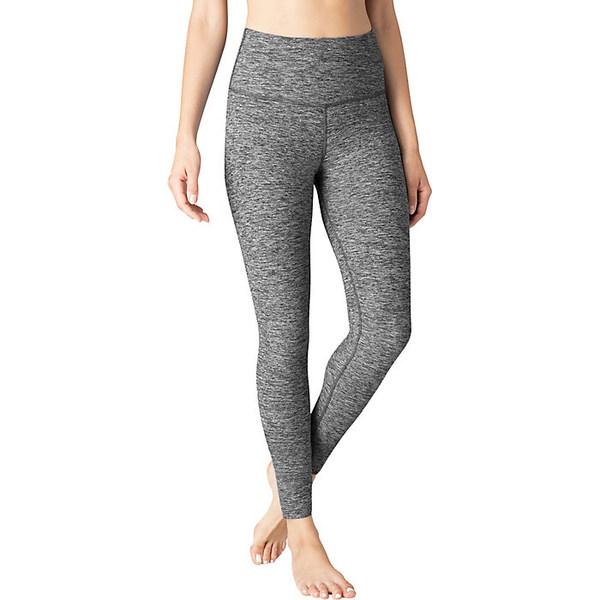 ビヨンドヨガ レディース フィットネス スポーツ Beyond Yoga Women's Spacedye Caught in the Midi High Waisted Legging Black / White Space Dye