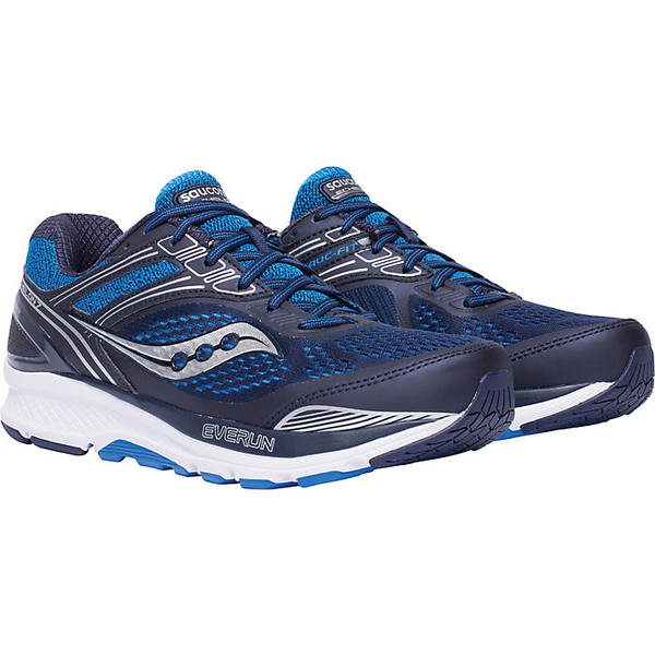 サッカニー メンズ ランニング スポーツ Saucony Men's Echelon 7 Shoe Navy Blue