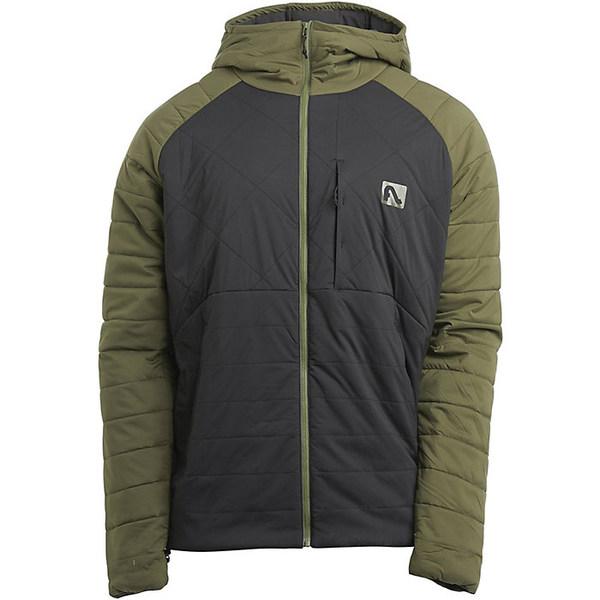 フライロー メンズ ジャケット&ブルゾン アウター Flylow Men's Crowe Jacket Seaweed / Black
