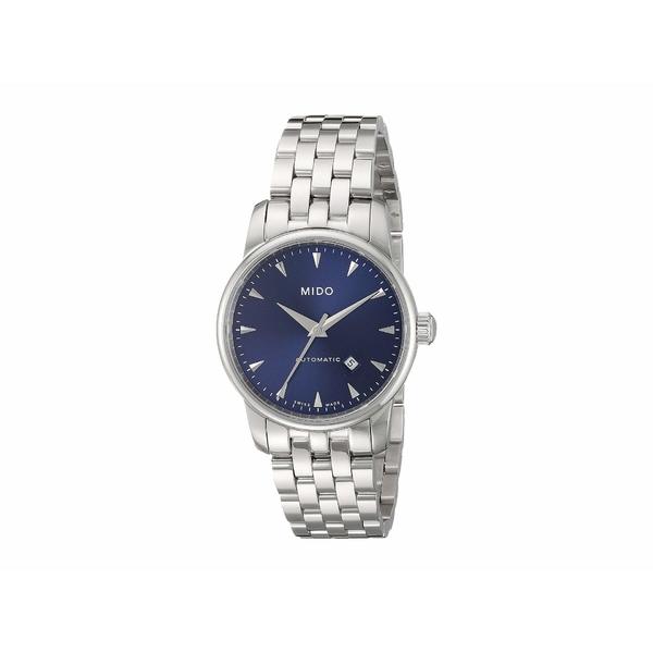 ミド レディース 腕時計 アクセサリー Baroncelli Stainless Steel Bracelet - M76004151 Blue