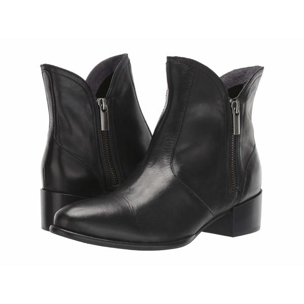 セイシェルズ レディース ブーツ&レインブーツ シューズ Lucky Pennies Black Leather