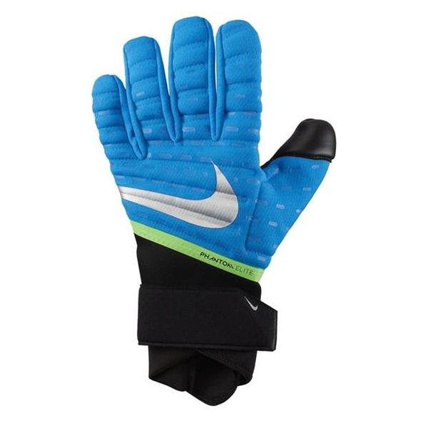 ナイキ メンズ 手袋 アクセサリー Phantom Elite Goalkeeper Gloves Photo Blue/Blac
