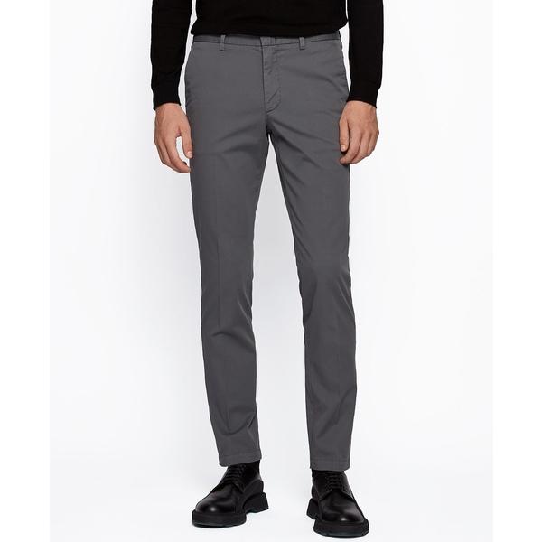 激安商品 ヒューゴボス メンズ カジュアルパンツ ボトムス BOSS Men&39;s Kaito Slim-Fit Chinos Medium Grey, 清田区 a4eb234f