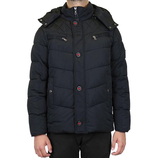 最安値 安心の定価販売 ギャラクシーバイハルビック メンズ アウター ジャケット ブルゾン Black 全商品無料サイズ交換 Heavyweight Jacket Puffer Men's