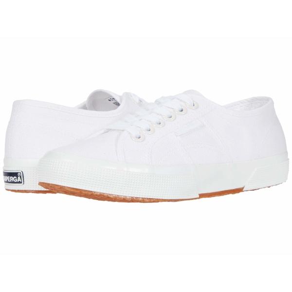 スペルガ レディース スニーカー シューズ 2750 Cotwbigeye Sneaker Total White