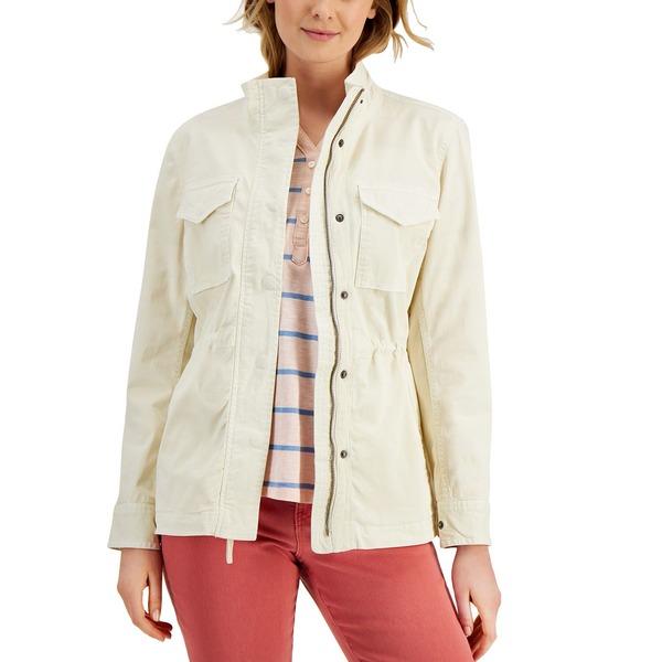 スタイルアンドコー レディース アウター 当店は最高な サービスを提供します ジャケット ブルゾン Vanilla Bean Twill Jacket for 人気 Created Macy's 全商品無料サイズ交換